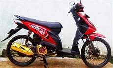 Variasi Honda Beat 2018 by 48 Ide Penting Modifikasi Beat 2019 Simple