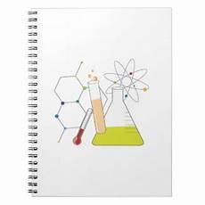 chemistry notebooks journals zazzle