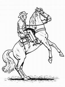 cowboy coloring pages for 5344 pics to color