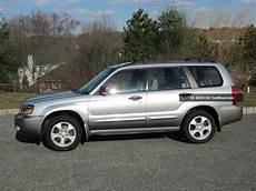 how cars run 2003 subaru forester parental controls 2003 subaru forester xs runs 100 near perfect body