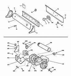 ge electric dryer parts diagram ge electric dryer parts model dx2300eb0ww sears partsdirect
