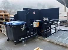 hauck presscontainer entsorgungstechnik referenz