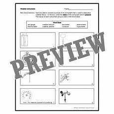 weather instruments worksheets 14579 weather instruments worksheet middle school ms ess2 5 weather instruments middle school