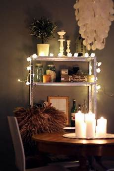 Home Decor Ideas With Lights by 30 Cool String Lights Diy Ideas Hative