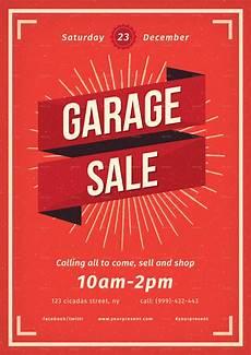 design garage garagen als vintage garage sale flyer by lilynthesweetpea graphicriver