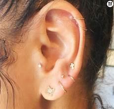 piercing oreille trou