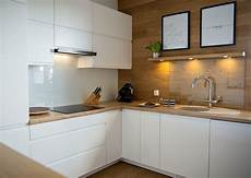 Ikea Arbeitsplatte Eiche - biała kuchnia projekty wady i zalety wp dom