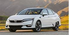 2018 Honda Clarity Fuel Cell Overview Cargurus