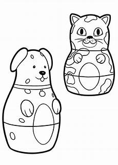 awesome cat and dog in higglytown heroes coloring page coloring sky