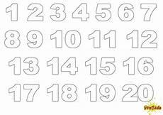Zahlen Malvorlagen Kostenlos Zahlenschablonen Zum Ausdrucken Kostenlos 09