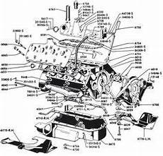 99 ford v8 engine diagram ford f150 engine diagram 1989 1994 ford f150 xlt 5 0 302cid surging bucking ford ford