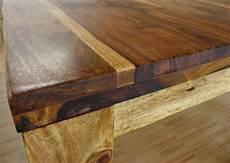 Holz Behandeln Aussen - sheesham holztisch pflege naturfarben aktuell