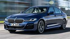 2021 bmw 5 series debuts with new looks more tech