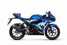 Suzuki Gsx R125 2017 On Review Mcn