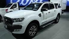 2017 ford ranger wildtrak dcab exterior and interior