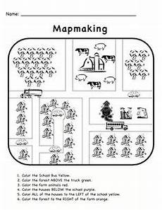 primary directions worksheets for grade 3 11693 135 best teaching geography images in 2012 teaching geography montessori homeschool school
