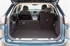 ford edge kofferraum ford edge review 2017 autocar