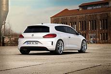 volkswagen scirocco r line package revealed future