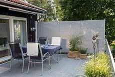 Was Ist Eine Terrasse - deko ideen windschutz f 252 r terrasse und balkon w 228 hlen 20