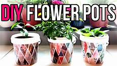 p0tzxs diy flower pots recycle yogurt containers recycled