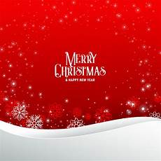 elegant merry christmas greeting background with snowflakes download free vector art