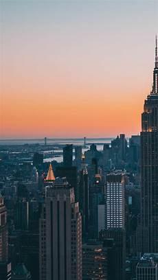 new york wallpaper 4k iphone x new york city empire state building skyscrapers hd 4k