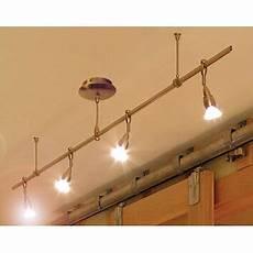 lbl lighting monorail 4 light straight full track lighting kit reviews wayfair