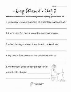 17 best images of punctuation worksheets for grade 1 english grammar worksheets grade 1
