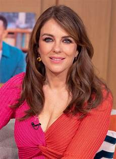 elizabeth hurley elizabeth hurley at this morning tv show in london 10 07