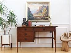 bassett furniture home office desks mid century modern writting office desk by bassett