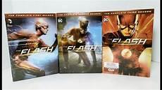 the flash season 3 dvd unboxing