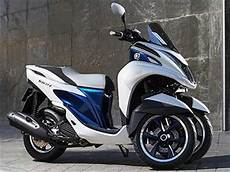 yamaha tricity le scooter 224 3 roues compact