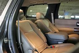 Which Suv Models Have Reclining 2nd Row Seats  Page 2