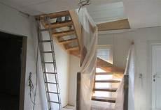 treppe nachträglich einbauen unser hausbau mit okal bilder treppe ins og