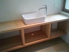 waschtisch für aufsatzwaschbecken aus holz waschtisch massivholz bestseller shop f 252 r m 246 bel und