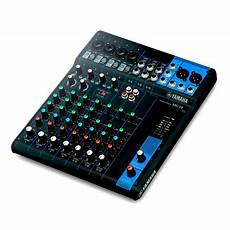 mixer console yamaha mg10 10 channel mixing console westenddj