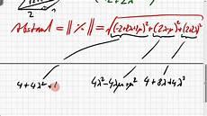 02b 1 abstand zweier windschiefer geraden per ableitungen