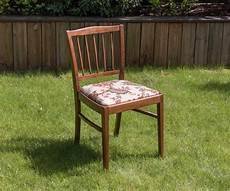 Mein Gro 223 Es Polster Tutorial Teil 2 Ein Stuhl Mit Federkorb