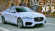 2016 Jaguar Xf S Official Trailer