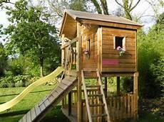 Ein Baumhaus F 252 R Kinder Im Garten Bauen N 252 Tzliche Tipps