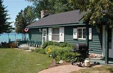 rental cottage quaint cottage on beautiful torch lake michigan central