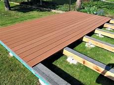 wpc dielen verlegen ohne unterkonstruktion wpc terrasse unterkonstruktion mm redwood hohe