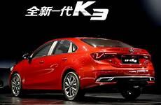 kia k3 2020 kia debuts k3 at auto shangai 2019 korean car