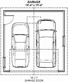 two car garage dimensions agenciaodm org