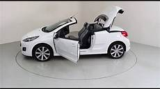 Peugeot 207 Cc 1 6 Vti Roland Garros 2dr From Used Cars Of