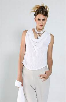 top blanc chic top blanc froiss 233 rs