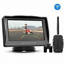 auto vox m1w auto vox m1w wireless car rear view 4 3 inch lcd