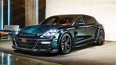 this is the punchiest porsche panamera estate yet top gear