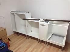 Küchenschrank Korpus Ohne Türen - eigenbau werkbank aus k 252 chenschr 228 nken und ein paar mdf