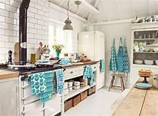 Kitchen Linens And Decor modern retro kitchen linens